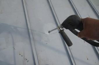 2.屋根 高圧洗浄
