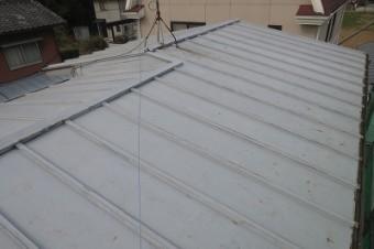 1.屋根 施工前