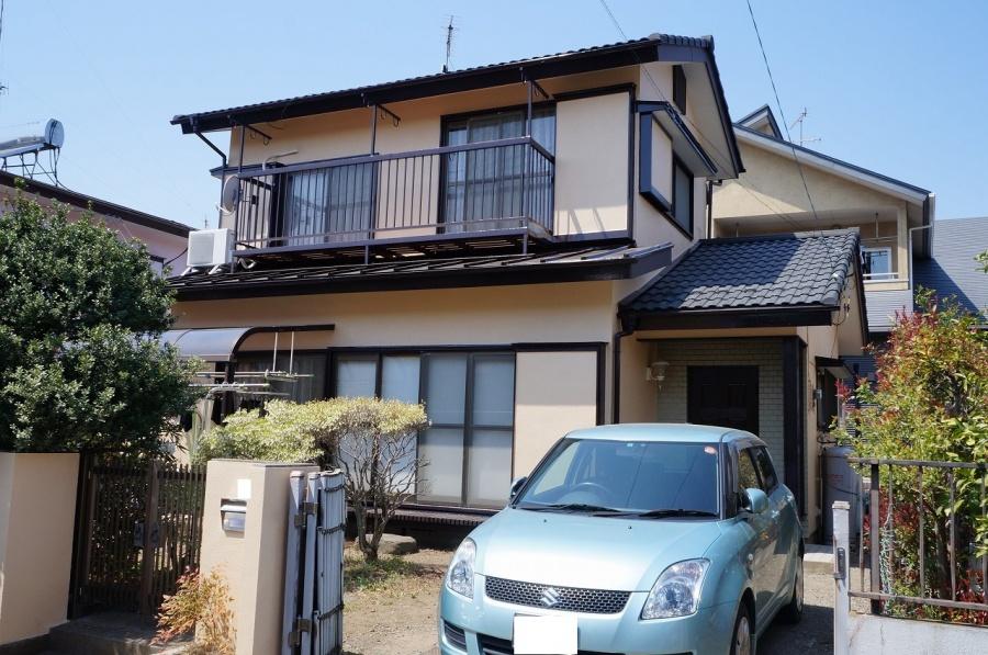 太田市泉町K様 トタン屋根塗装工事後のアンケート