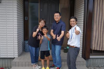 桐生市川内町/コロニアル屋根塗装工事後のお客様のお声