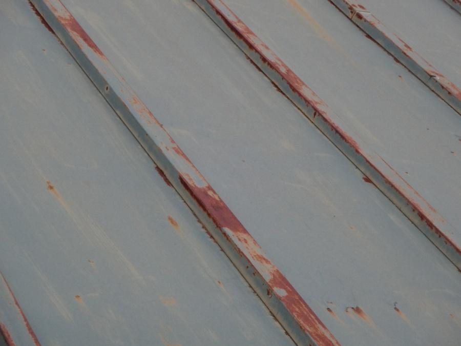 施工前の屋根の写真