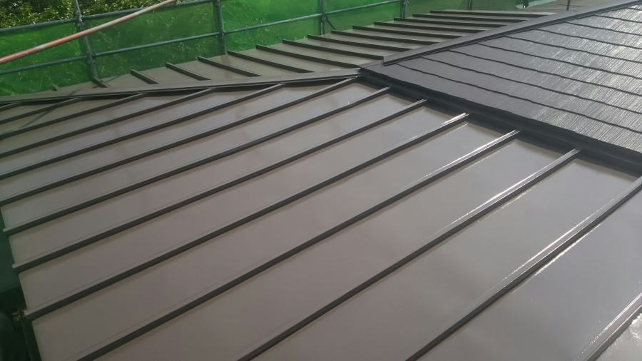 屋根 塗装
