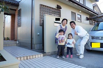 高崎市下之城町O様 モニエル瓦屋根塗装工事後のお客様のお声