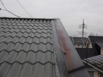 サビ 屋根